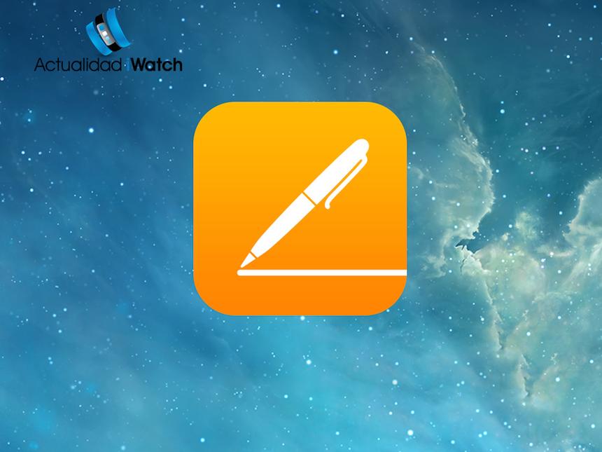 Cómo Usar la Aplicación Pages de Apple en Nuestro iPad o