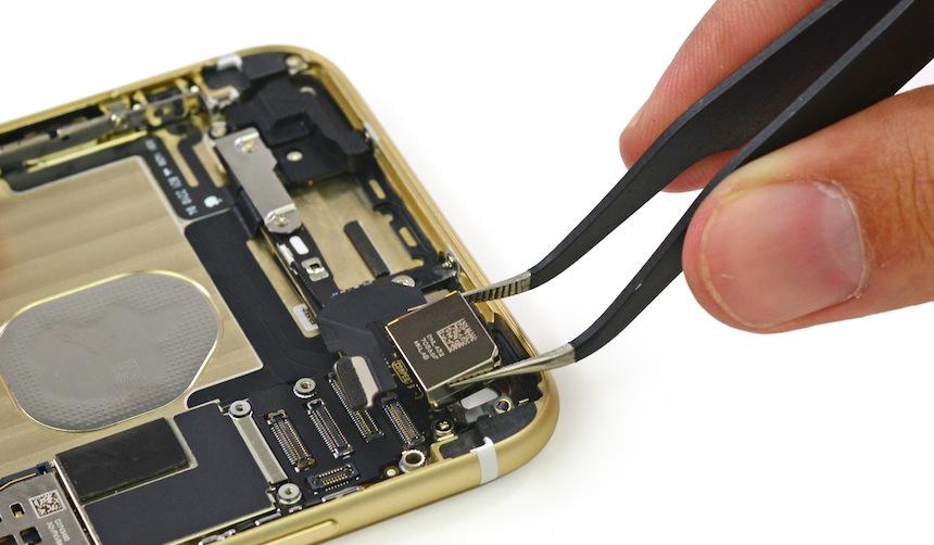 Ifixit nos muestra el interior del iphone 6 y iphone 6 plus for Interior iphone 6