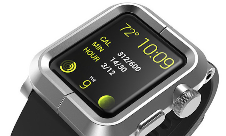 0a8a200edcb La carcasa protectora de Lunatik para el Apple Watch nos asegurará la  resistencia al agua