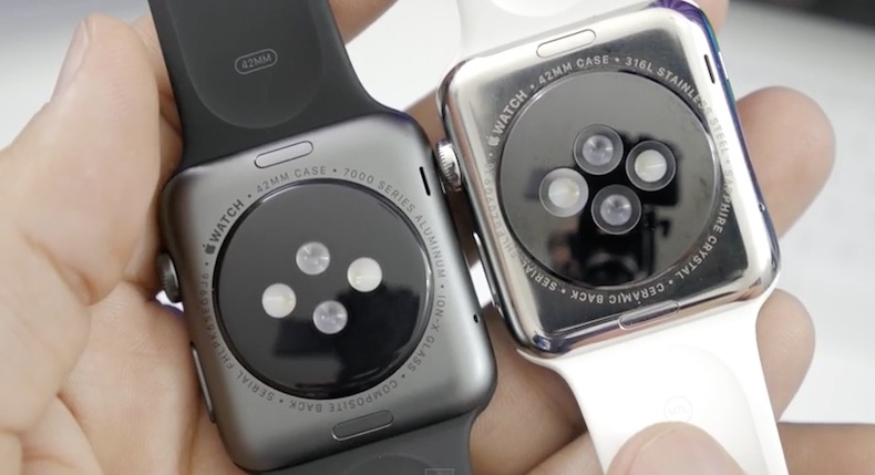 ideología Fruta vegetales carpintero  Comparativa entre el Apple Watch (acero inoxidable) y Watch Sport: ¿cuáles  son sus diferencias?