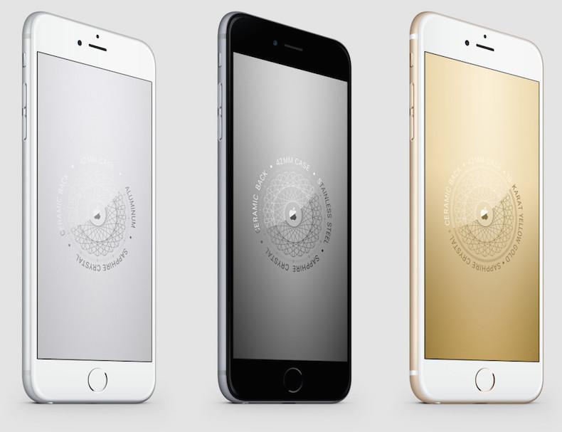 8f5bffba3e4 Geniales fondos de pantalla del Apple Watch para iPhone, iPad y Mac