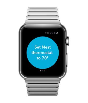 Do Button y Do Note de IFTTT llegan al Apple Watch con