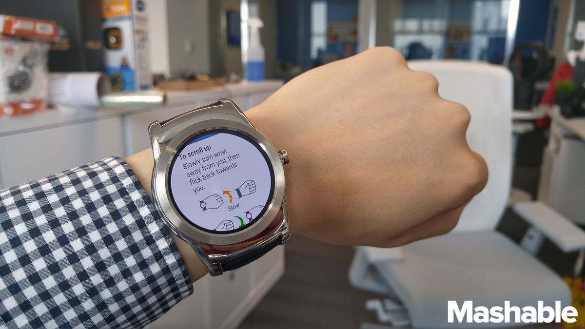 android-wear-gestos