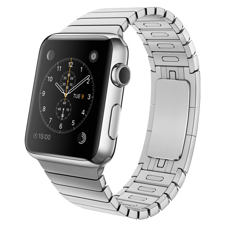 stainless-steel-link-braclet-for-apple-watch