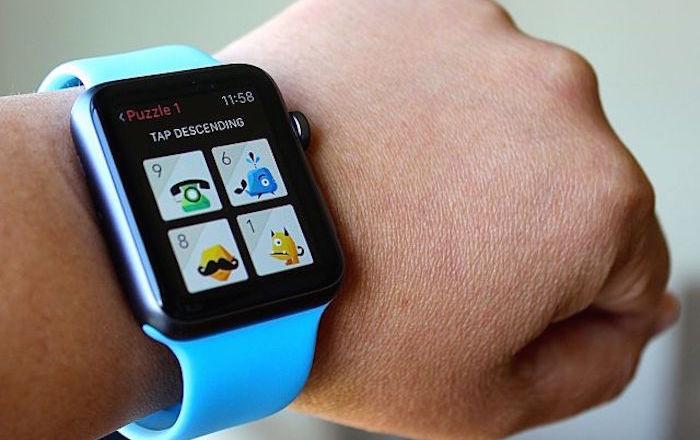 Juegos Apple Watch
