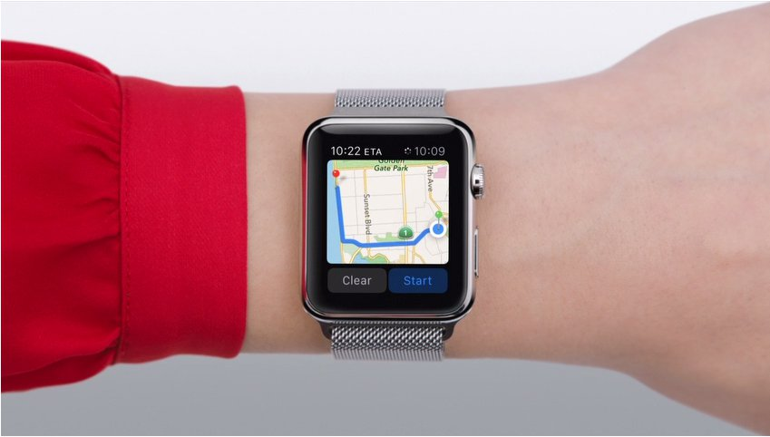 mapas-apple-watch