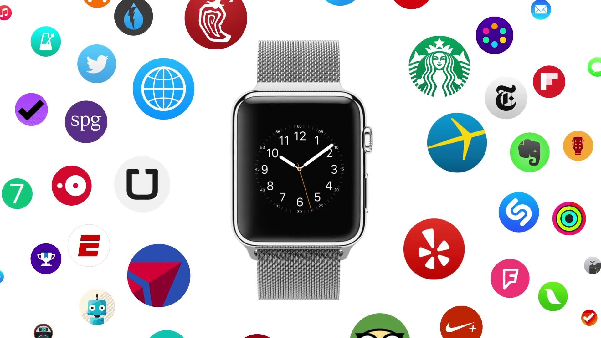 Apps para el Apple Watch que aprovechan watchOS 2