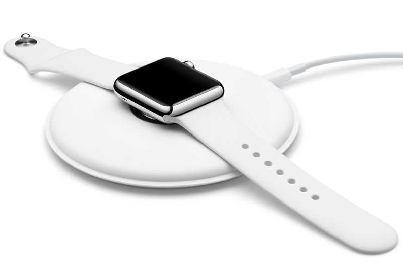 El dock oficial del Apple Watch ya a la venta en algunas Apple Store