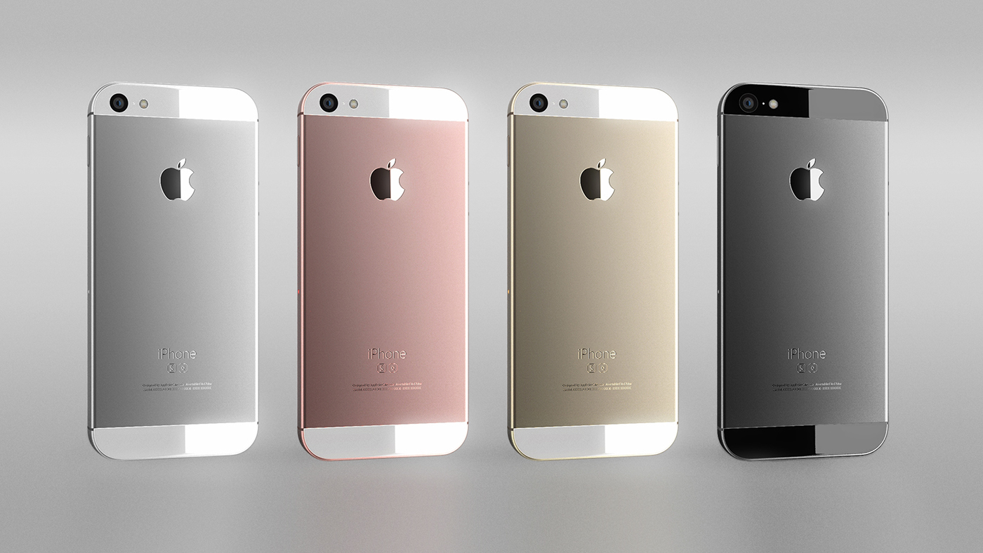 iPhone SE tendrá cámara de 12 MP y costará entre 400 y 500$