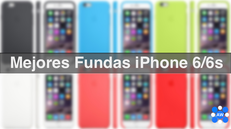 Las 15 mejores fundas y carcasas para iPhone 6 y iPhone 6s 40e86c4a8f