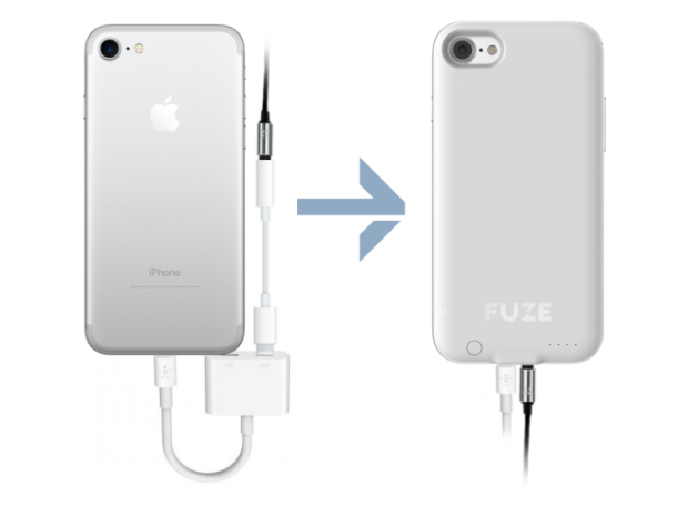 e09689dd511 iPhone 7: como conectar unos auriculares y cargarlo a la vez