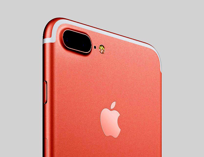 df085f2bf29 ¿Será el rumoreado iPhone 7 rojo la novedad de esta tarde?