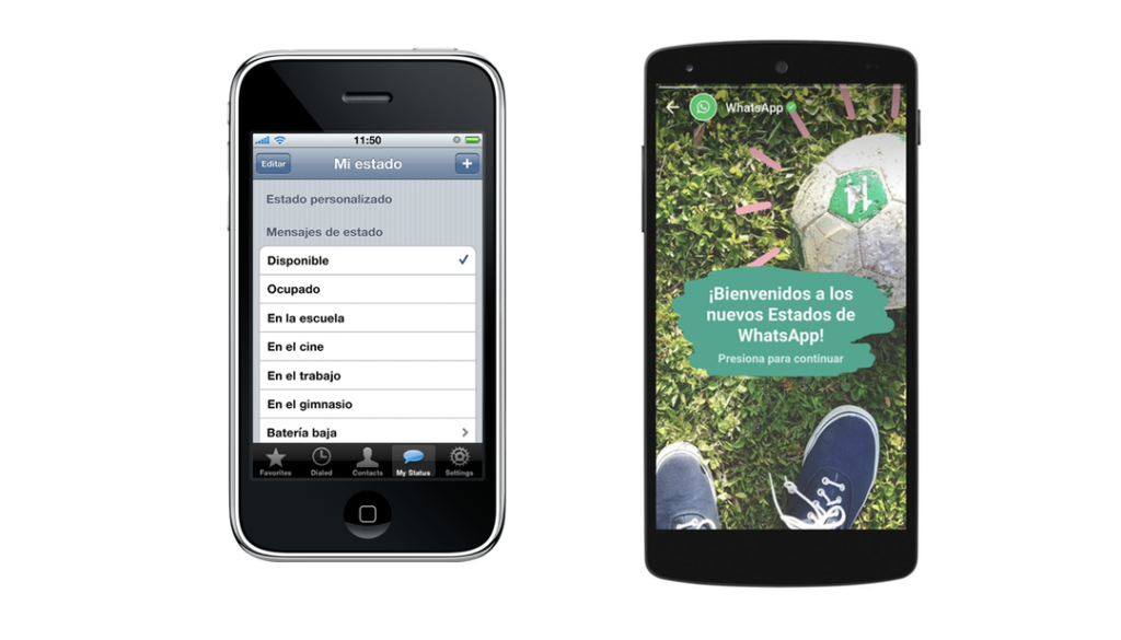 Whatsapp Status Ya Disponible Para Iphone Y Android Cómo