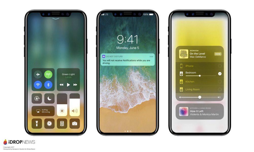 iPhone 8: aparecen las primeras filtraciones de imágenes reales